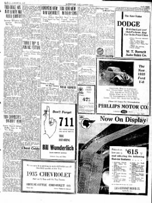 The Courier News from Blytheville, Arkansas on January 14, 1935 · Page 3