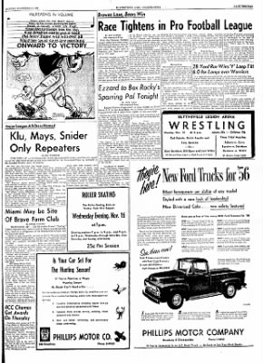 The Courier News from Blytheville, Arkansas on November 14, 1955 · Page 13