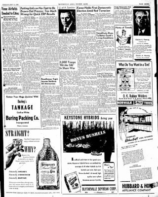 The Courier News from Blytheville, Arkansas on May 10, 1948 · Page 7