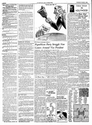 The Courier News from Blytheville, Arkansas on March 1, 1956 · Page 6