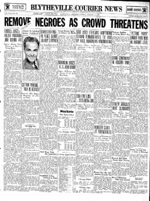 The Courier News from Blytheville, Arkansas on January 15, 1935 · Page 1