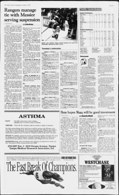 The Tampa Tribune From Tampa Florida On October 9 1996 26