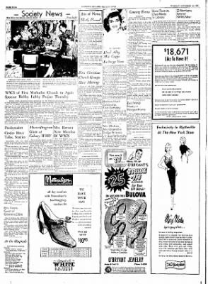 The Courier News from Blytheville, Arkansas on November 15, 1955 · Page 4