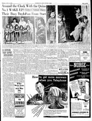 The Courier News from ,  on April 12, 1937 · Page 5
