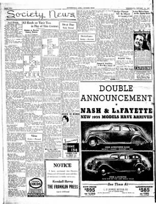 The Courier News from Blytheville, Arkansas on January 16, 1935 · Page 2