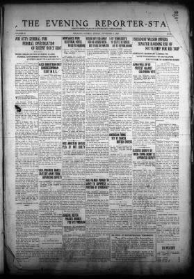 Orlando Evening Star from Orlando, Florida on November 5, 1920 · 1