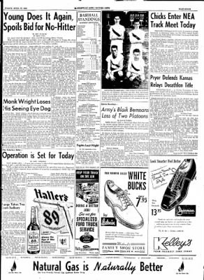 The Courier News from Blytheville, Arkansas on April 17, 1953 · Page 7