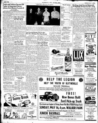 The Courier News from Blytheville, Arkansas on May 11, 1948 · Page 10