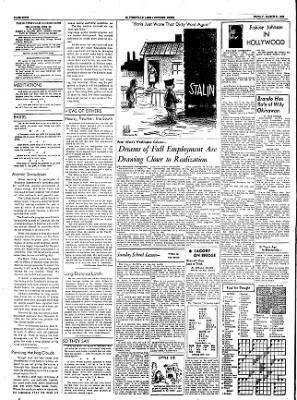 The Courier News from Blytheville, Arkansas on March 2, 1956 · Page 4