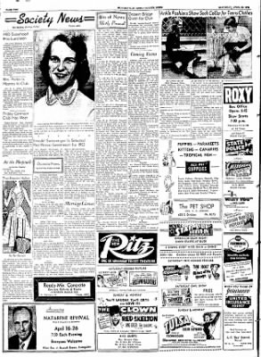 The Courier News from Blytheville, Arkansas on April 18, 1953 · Page 2