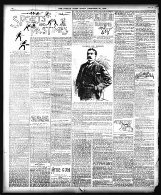 The Inter Ocean From Chicago Illinois On December 27 1896 Page 10