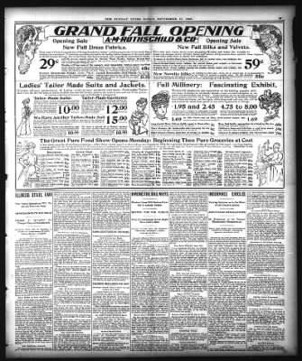 The Inter Ocean from Chicago, Illinois on September 17, 1899 · Page 19