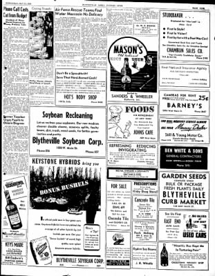 The Courier News from Blytheville, Arkansas on May 12, 1948 · Page 9