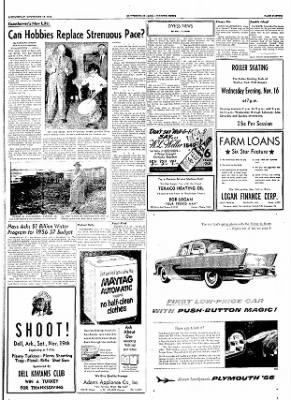 The Courier News from Blytheville, Arkansas on November 16, 1955 · Page 11