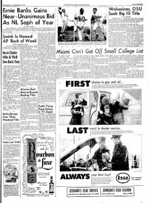 The Courier News from Blytheville, Arkansas on November 16, 1955 · Page 13