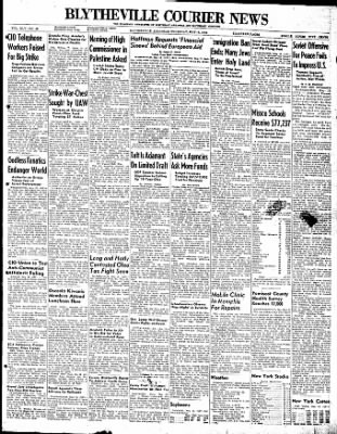 The Courier News from Blytheville, Arkansas on May 13, 1948 · Page 1