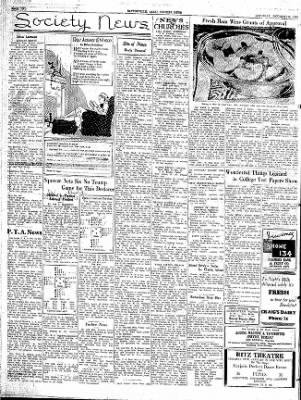 The Courier News from Blytheville, Arkansas on January 19, 1935 · Page 2