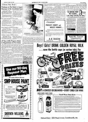 The Courier News from Blytheville, Arkansas on April 20, 1953 · Page 7