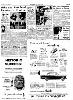 The Courier News from Blytheville, Arkansas on November 3, 1954 · Page 9