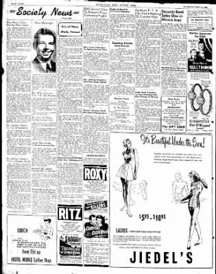The Courier News from Blytheville, Arkansas on May 13, 1948 · Page 4