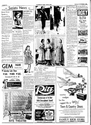 The Courier News from Blytheville, Arkansas on November 17, 1955 · Page 4