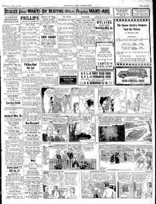 The Courier News from Blytheville, Arkansas on April 15, 1937 · Page 7
