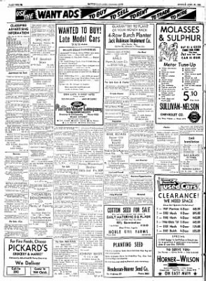 The Courier News from Blytheville, Arkansas on April 20, 1953 · Page 12