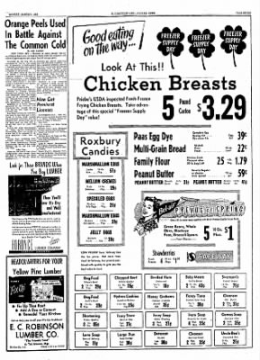 The Courier News from Blytheville, Arkansas on March 5, 1956 · Page 7