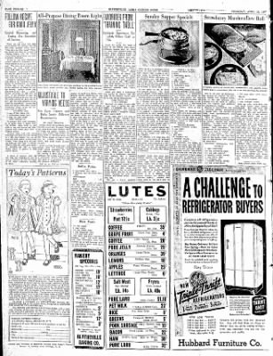 The Courier News from Blytheville, Arkansas on April 15, 1937 · Page 12