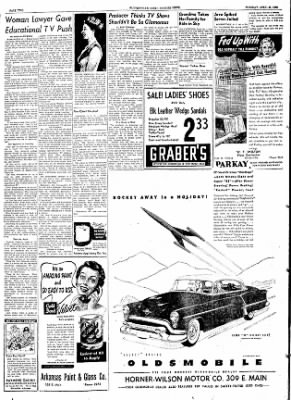 The Courier News from Blytheville, Arkansas on April 21, 1953 · Page 2