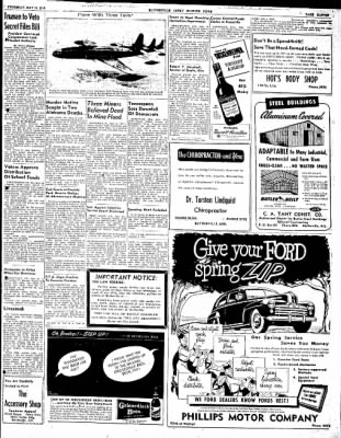 The Courier News from Blytheville, Arkansas on May 13, 1948 · Page 11