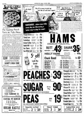 The Courier News from Blytheville, Arkansas on November 17, 1955 · Page 10