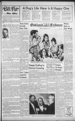 Oakland Tribune from Oakland, California on January 22, 1963 · 11