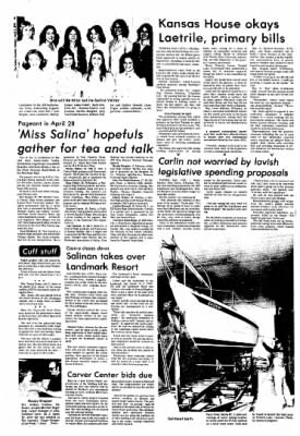 The Salina Journal from Salina, Kansas on April 2, 1978 · Page 6