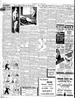 The Courier News from Blytheville, Arkansas on January 21, 1935 · Page 8