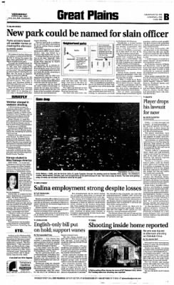 The Salina Journal from Salina, Kansas on March 26, 1997 · Page 9