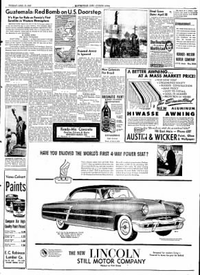 The Courier News from Blytheville, Arkansas on April 21, 1953 · Page 7