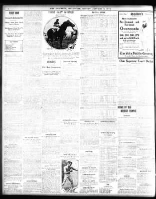 The Cincinnati Enquirer From Cincinnati Ohio On January 6 1919