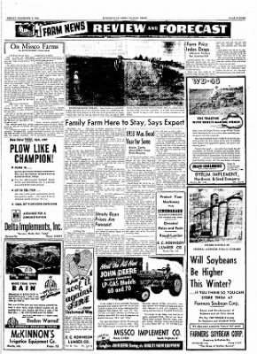 The Courier News from Blytheville, Arkansas on November 5, 1954 · Page 11