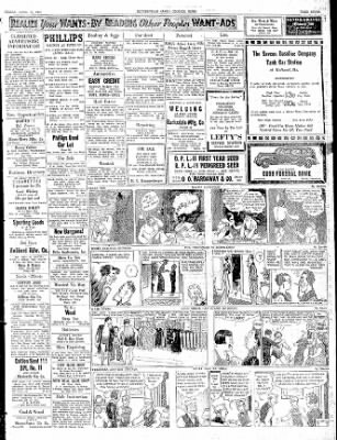 The Courier News from Blytheville, Arkansas on April 16, 1937 · Page 7