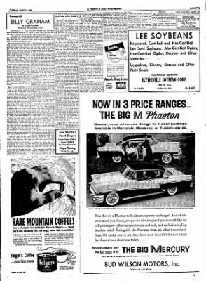 The Courier News from Blytheville, Arkansas on March 6, 1956 · Page 5
