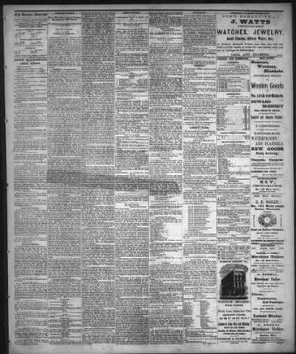 Racine Journal from Racine, Wisconsin on July 7, 1875 · 3
