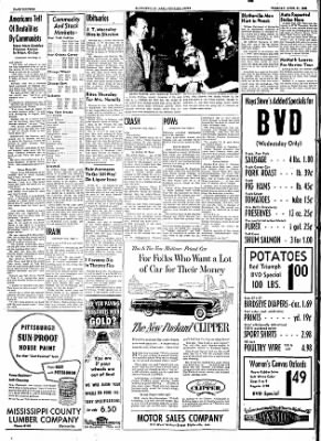The Courier News from Blytheville, Arkansas on April 21, 1953 · Page 16