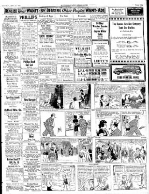 The Courier News from Blytheville, Arkansas on April 17, 1937 · Page 5