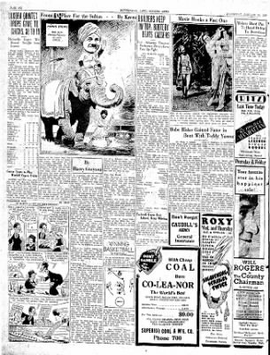 The Courier News from Blytheville, Arkansas on January 23, 1935 · Page 6