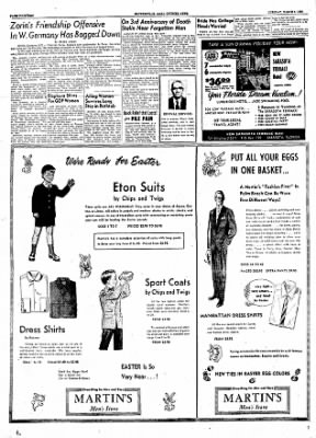 The Courier News from Blytheville, Arkansas on March 6, 1956 · Page 14
