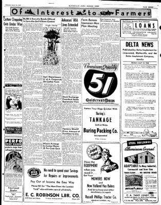 The Courier News from Blytheville, Arkansas on May 14, 1948 · Page 9