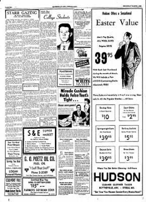 The Courier News from Blytheville, Arkansas on March 7, 1956 · Page 2