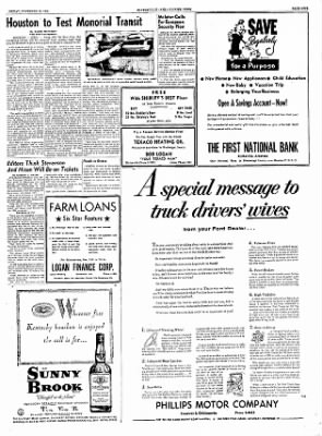 The Courier News from Blytheville, Arkansas on November 18, 1955 · Page 9