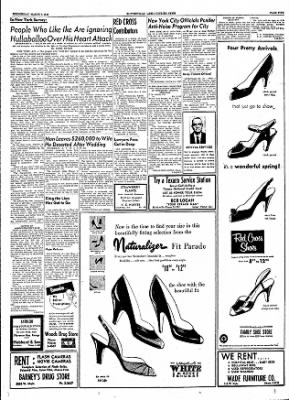 The Courier News from Blytheville, Arkansas on March 7, 1956 · Page 5